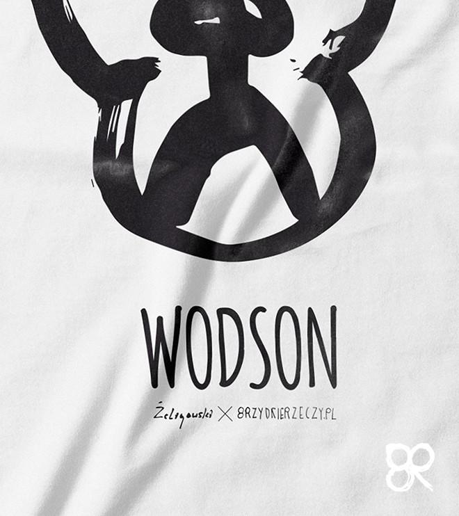 BRZYDKIE RZECZY - WODSON T-SHIRT